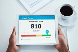 How will my credit rating be affected